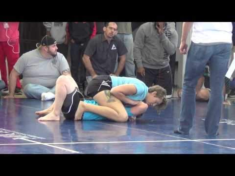 Alex Mora vs  Oppponent   WV state combat championships   Adult female absolute 2013