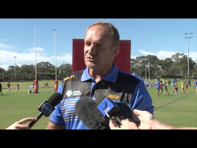 Francois Pienaar Says WA Juniors Need Their Heroes