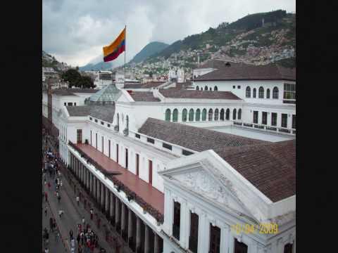 Himno a San Francisco de Quito (Ecuador) (versión cantada)