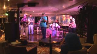 Crows Nest Evening Jam 1-19-15 Legendary Blues Cruise #24