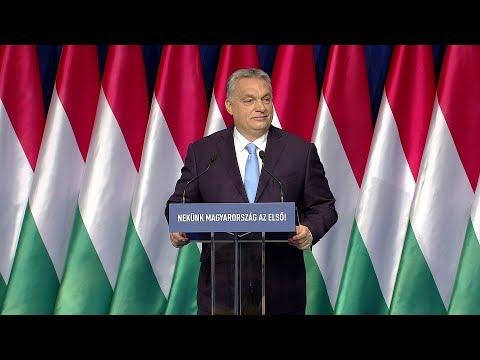 Orbán Viktor 21. évértékelő beszéde - ECHO TV