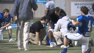 UNT Health Sports Medicine - Keeping Athletes in the Game