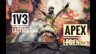 1v3 Tactics - Apex Legends Highlights