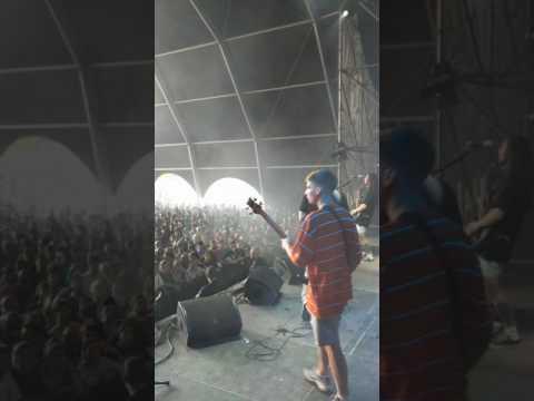 Malevolence - Severed Ties Ft ANDREW CBK!!! @ Resurrection Fest 2017