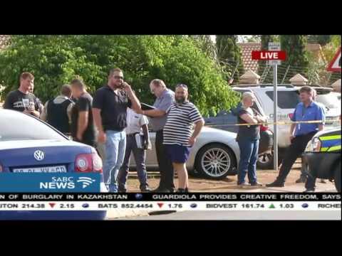 UPDATE: Hostage negotiators at the scene in Pretoria