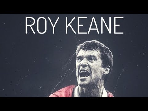 Roy Keane ● Most Brutal Tackles & Fights ● Man.United