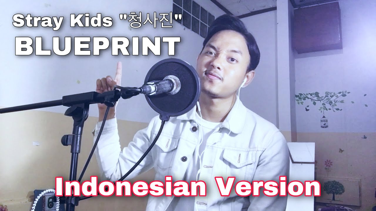 """Stray Kids """"청사진"""" Blueprint 