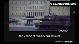 Greek Military.  A Message To Our Enemy !
