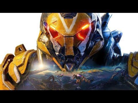 EA объявила дату проведения бета-теста Anthem, показала новый геймплей и систему диалогов