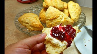 Basic Scone Recipe (How to make Scones)