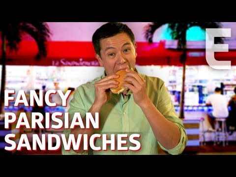 Why Fancy French Sandwiches Are Miami's Best Late Night Food — The 100th Episode of Dining on a Dime