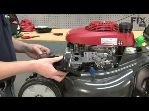 Honda Lawn Mower Repair – How to replace the Carburetor Float