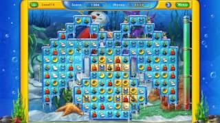 Fishdom - Frosty Splash   Level 14