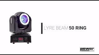 LYRE BEAM 50 RING - Power Lighting