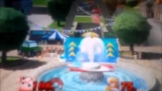 Vídeo Super Smash Bros.