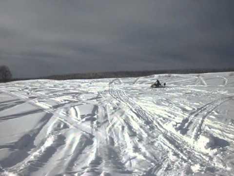 ski doo tundra 300f - 2