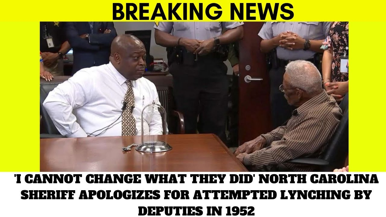 Apology For Lynching