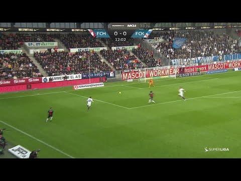FC Midtjylland - FC Copenhagen (16-9-2018)