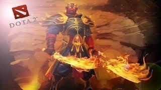 Dota 2 Обзор на героя - Xin | Ember Spirit | Огненная Панда | Огненный дух