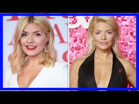 Holly Willoughby sparks fashion debate: Is it appropriate to wear a short skirt?