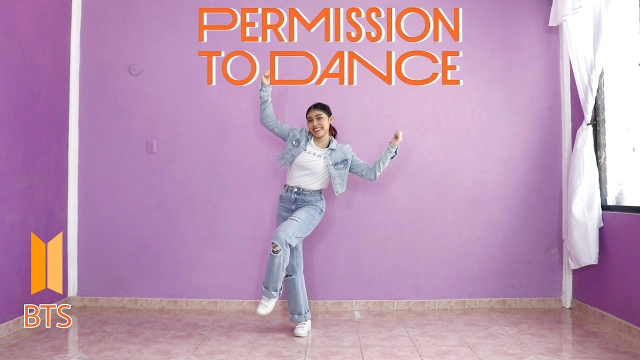 BTS - Permission to Dance | Dance Cover | Normal & Mirror | Kenya Chan