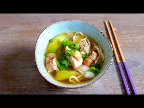 chicken-nanban-udon-bowl-|-noodles-|-japanese-recipe-|-wa's-kitchen