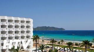 Hotel Hipotels Flamenco en Cala Millor