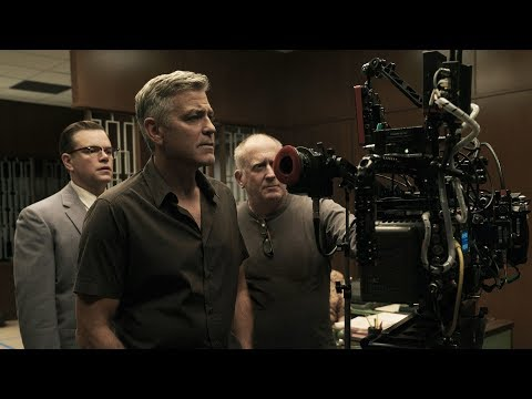 'Suburbicon' Behind The Scenes With Director George Clooney