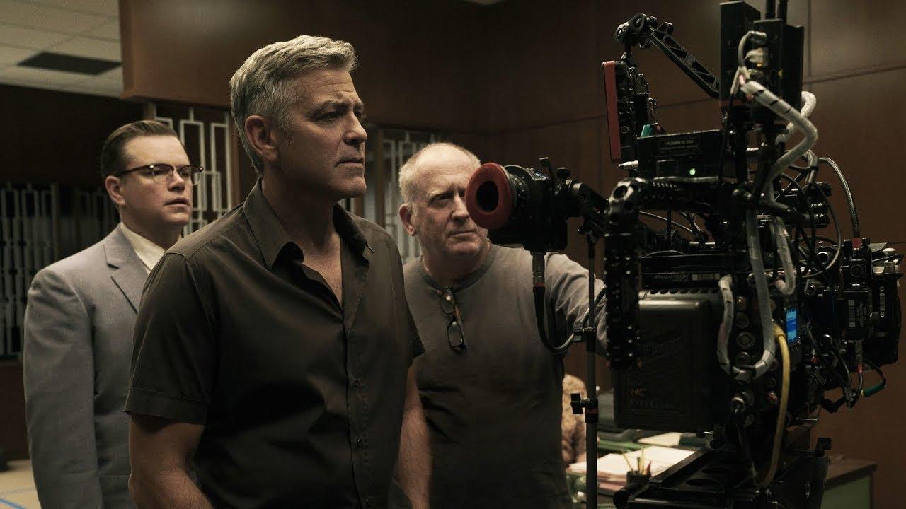 Resultado de imagem para george clooney directing suburbicon