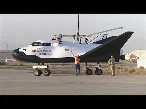 Dream Chaser Completes Captive Carry Test at NASA Armstrong