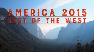 American Road Trip - Best of the West Tour 2015 [HD]