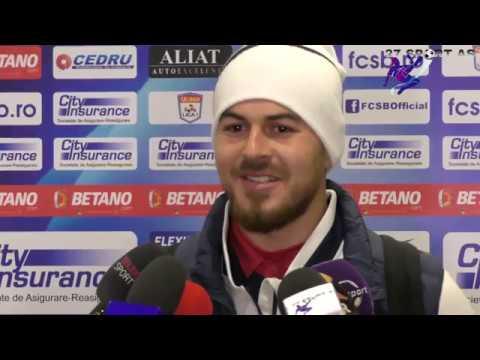 """Denis Alibec: """"Nu Mă Voi întoarce Niciodată La FCSB"""" Declarații După FCSB - Astra 1-3"""