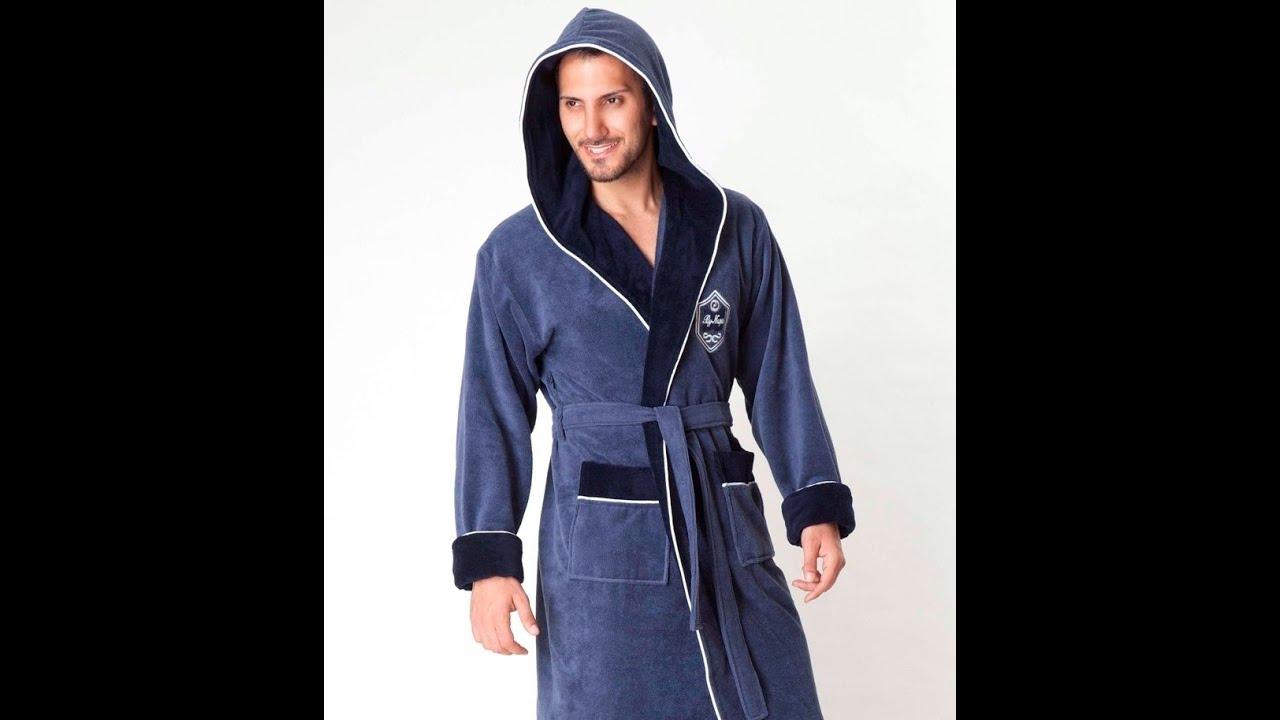 Огромной выбор мужских халатов из хлопка, бамбука и микрофибры. Эксклюзивный ассортимент, примерка, привезем на выбор. Быстрая доставка, розничные магазины, самовывоз.