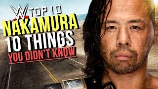 10 Things You Didn't Know About Shinsuke Nakamura