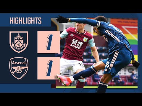 Late VAR drama at Turf Moor! | Burnley vs Arsenal (1-1) | Premier League