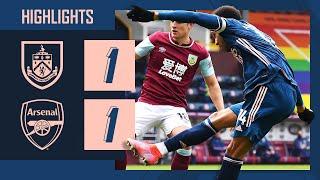 Late VAR drama at Turf Moor! | Burnley vs Arsenal (1-1) | Premier League
