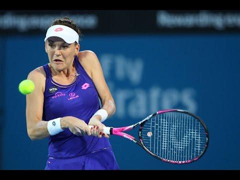 2017 Apia International Sydney Quarterfinal | Agnieszka Radwanska vs Ying-Ying Duan | WTA Highlights