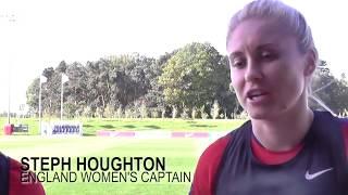 Steph Houghton: