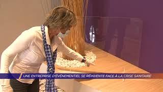 Yvelines | Une entreprise d'événementiel se réinvente face à la crise sanitaire