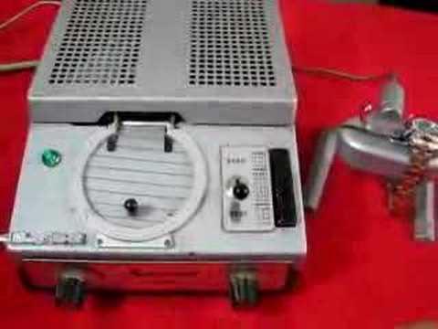 Tickoprint Watch Timing Machine
