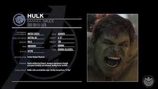 Marvel's Avengers Character Profile: The Hulk