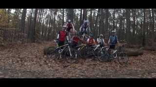 Tarnowscy Drwale w lesie okolic Czarnej- X 2013