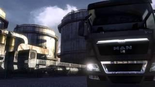 Euro Truck Simulator 2 - Трейлер HD