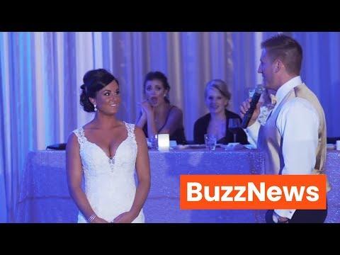 Podczas wesela ogłosił, że w TRÓJKĘ stworzą szczęśliwą rodzinę! | BuzzNews