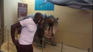 A Date At Nairobi National Museum