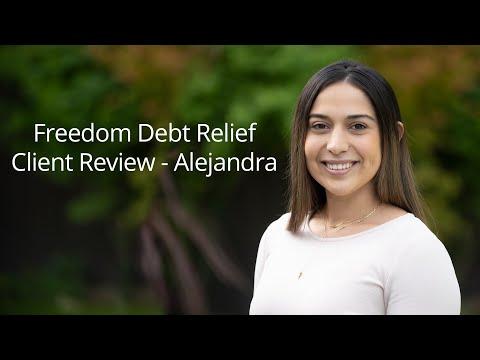 freedom-debt-relief-reviews--alejandra