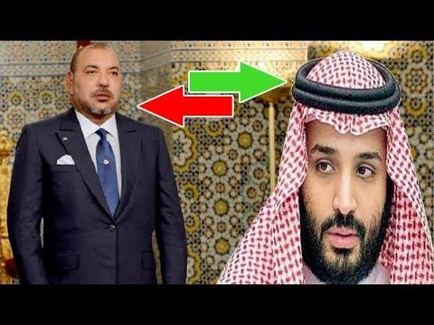 الأمير محمد بن سلمان يفاجئ الملك محمد السادس بشيء لم يكن أحد يتوقعة