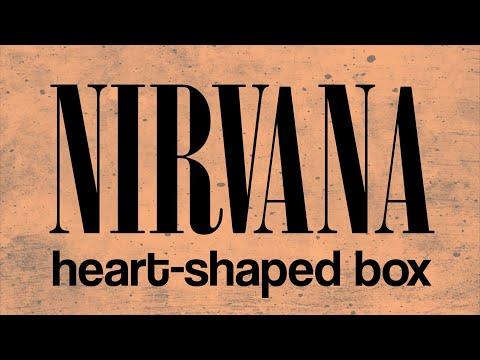 Nirvana - Heart-Shaped Box (backing Track For Guitar)