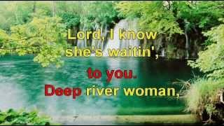 Deep River Woman - Karaoke music - Lionel Richie