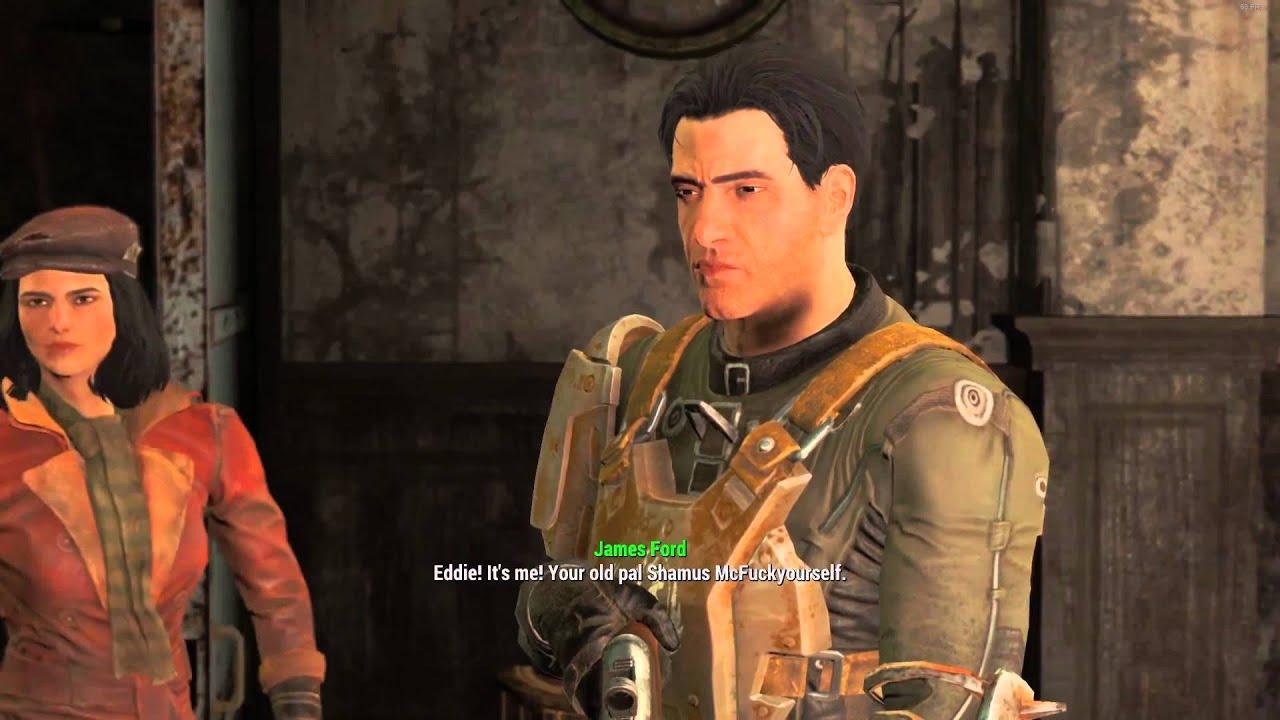 Download Fallout 4 Shamus McFuckyourself